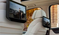 HEADREST PANEL MEDIA SYSTEMS