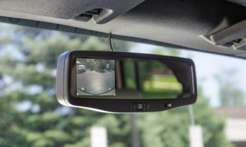 REAR OBSERVATION MIRRORS