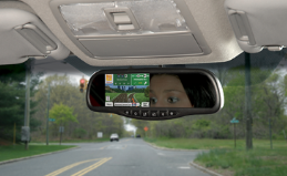 SMART REARVIEW MIRRORS